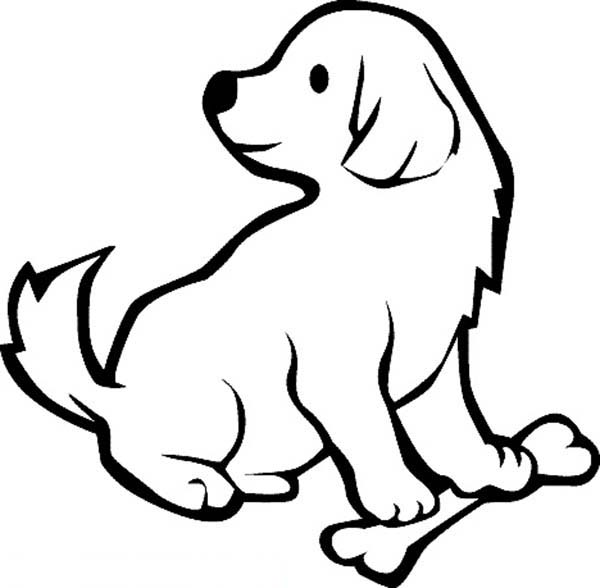 dog with bone coloring page 101 dalmatians coloring pages free download on clipartmag with bone page dog coloring