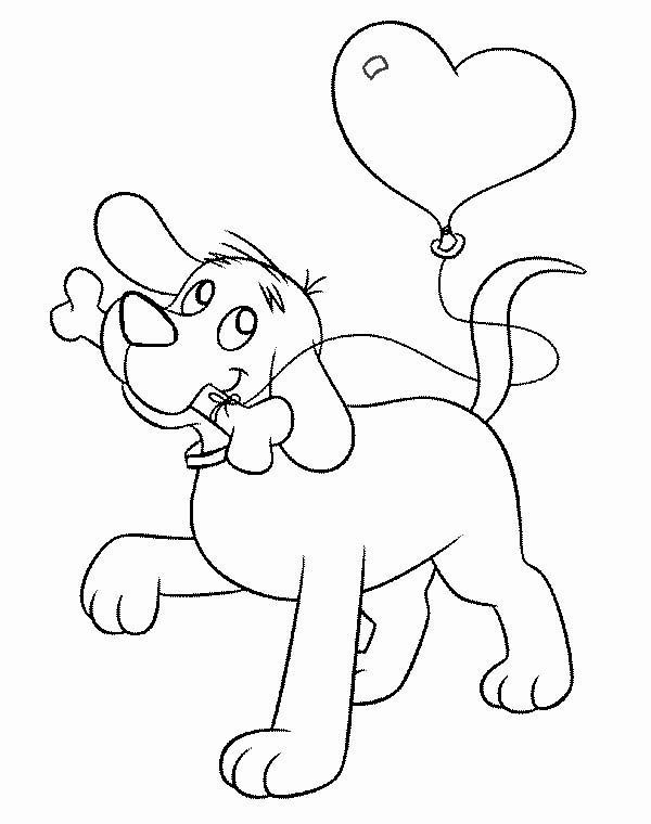 dog with bone coloring page clifford the big red dog clifford the big red dog eat page coloring dog with bone