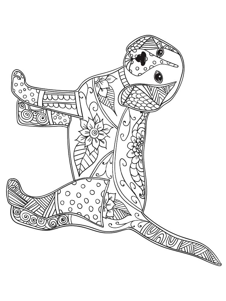 dog zentangle coloring pages free puppy coloring pages for adults printable to zentangle dog coloring pages