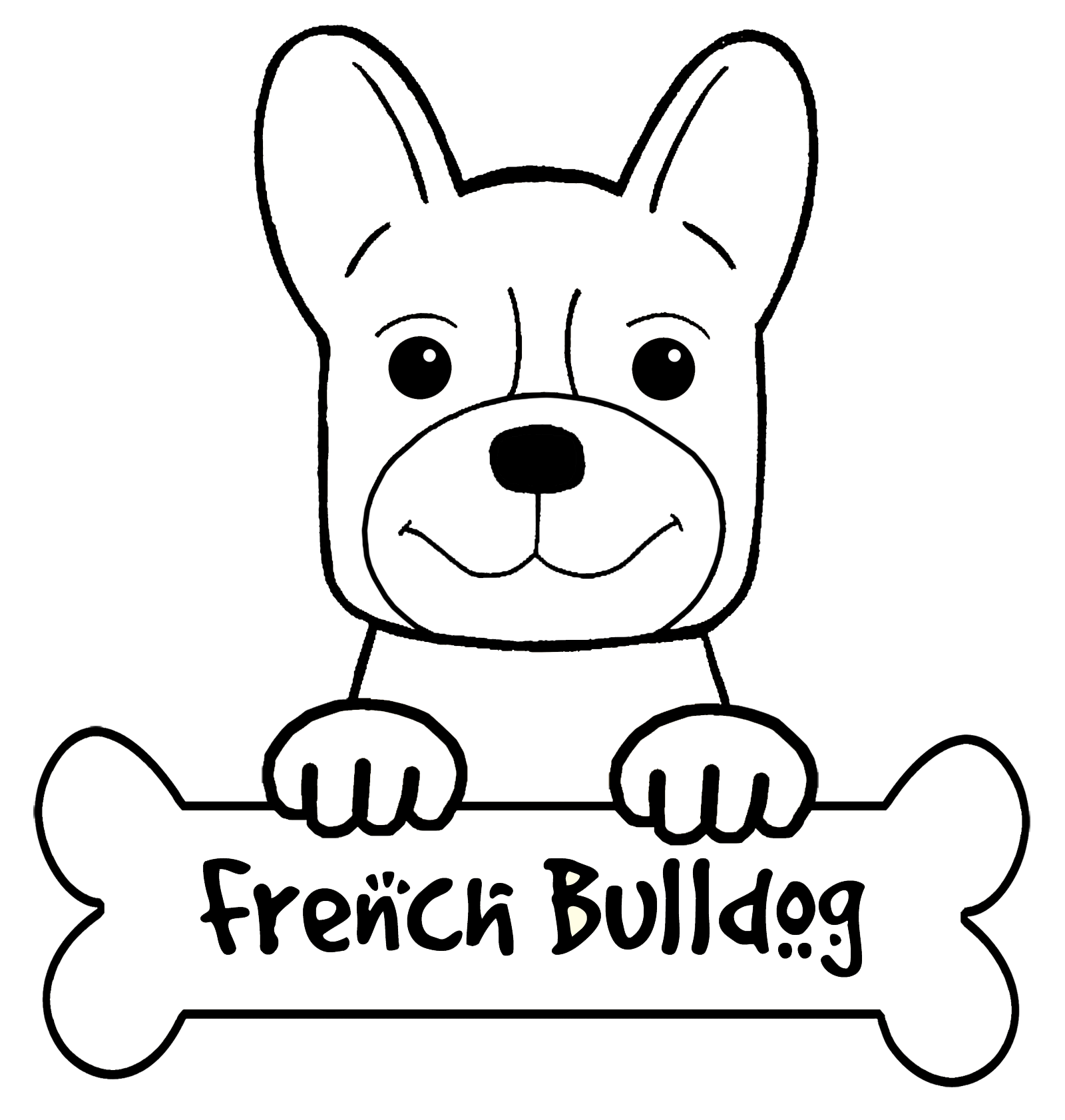 dogs to colour in and print bulldog coloring pages to download and print for free print and dogs to in colour