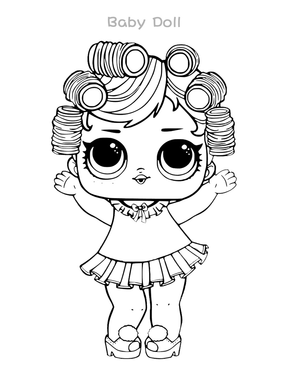 dolls coloring pages 40 free printable lol surprise dolls coloring pages dolls coloring pages