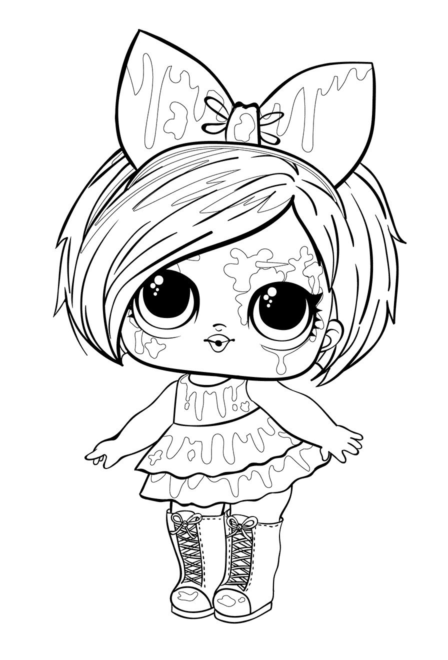 dolls coloring pages doll coloring pages to download and print for free pages coloring dolls