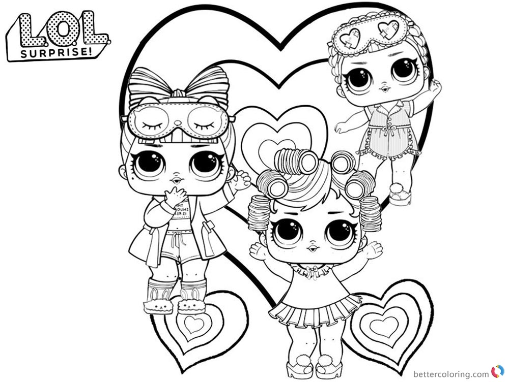 dolls coloring pages free printable lol surprise dolls coloring pages pages coloring dolls
