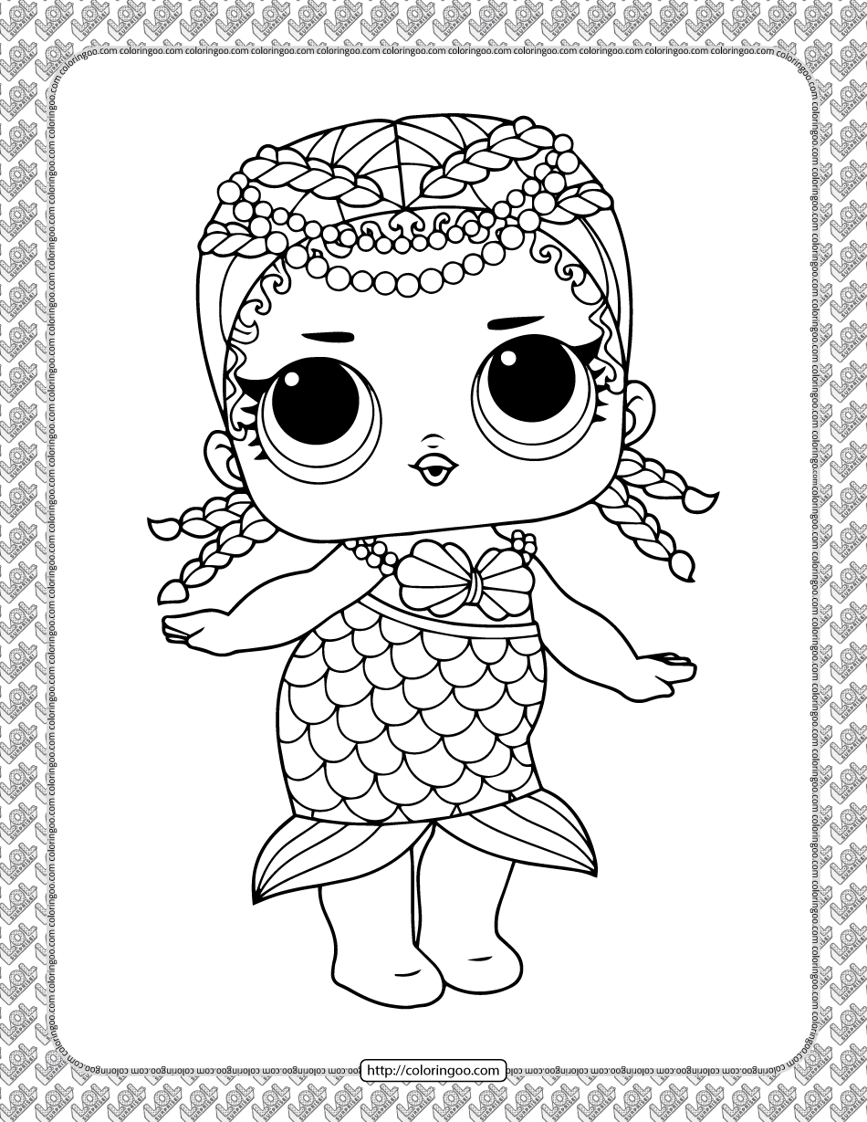 dolls coloring pages free printable lol surprise dolls coloring pages sketch dolls pages coloring