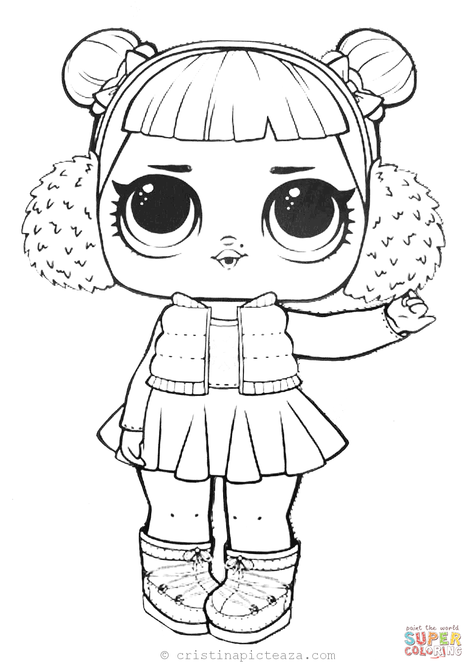dolls coloring pages lol coloring pages big eyes doll free printable coloring pages dolls coloring
