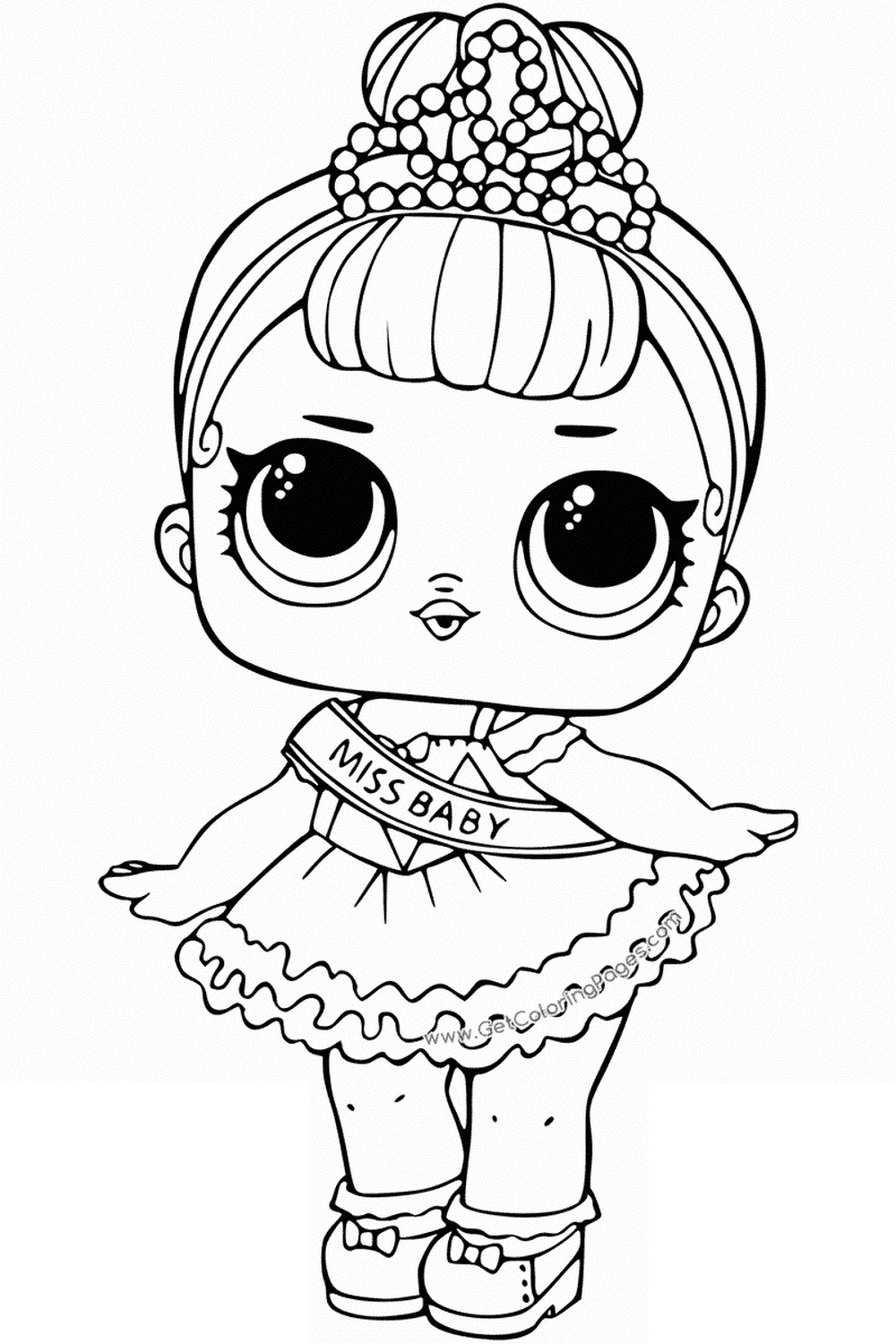 dolls coloring pages lol doll coloring pages at getcoloringscom free coloring pages dolls