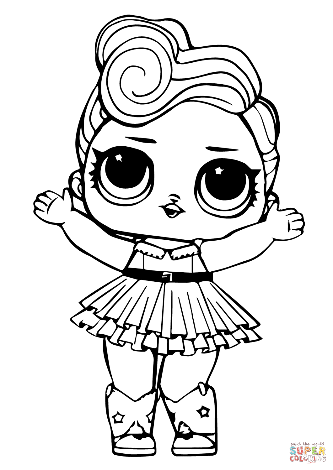 dolls coloring pages shoppie dolls coloring pages at getcoloringscom free pages coloring dolls