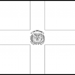dominican republic flag coloring page dominican republic flag emoji flags web dominican coloring republic page flag