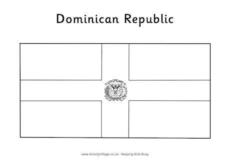 dominican republic flag coloring page download eritrea flag coloring page coloring wizards flag dominican page republic coloring