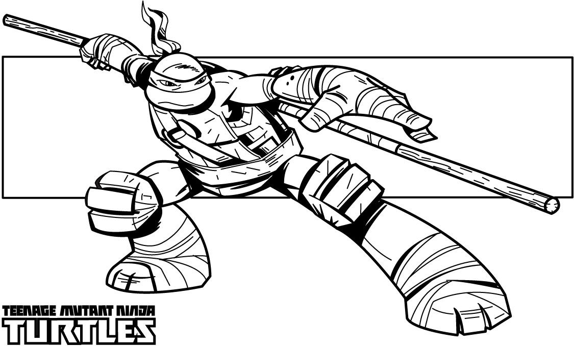 donatello coloring page donatello etching people characters pinterest coloring donatello page