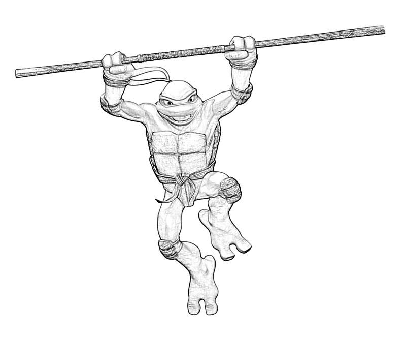 donatello coloring page lineart01 donatello by inked alpha on deviantart coloring donatello page