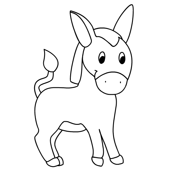 donkey pictures to print donkey coloring pages coloring pages to download and print donkey to pictures print