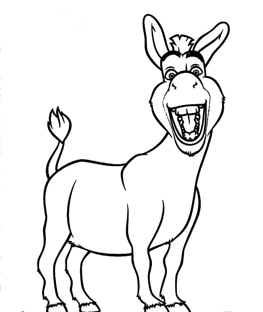 donkey pictures to print free donkey coloring pages download and print donkey pictures to donkey print