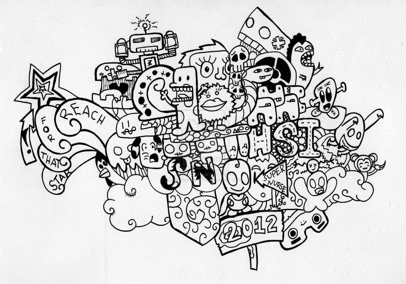 doodle art the incidental art of doodling and why it is so doodle art