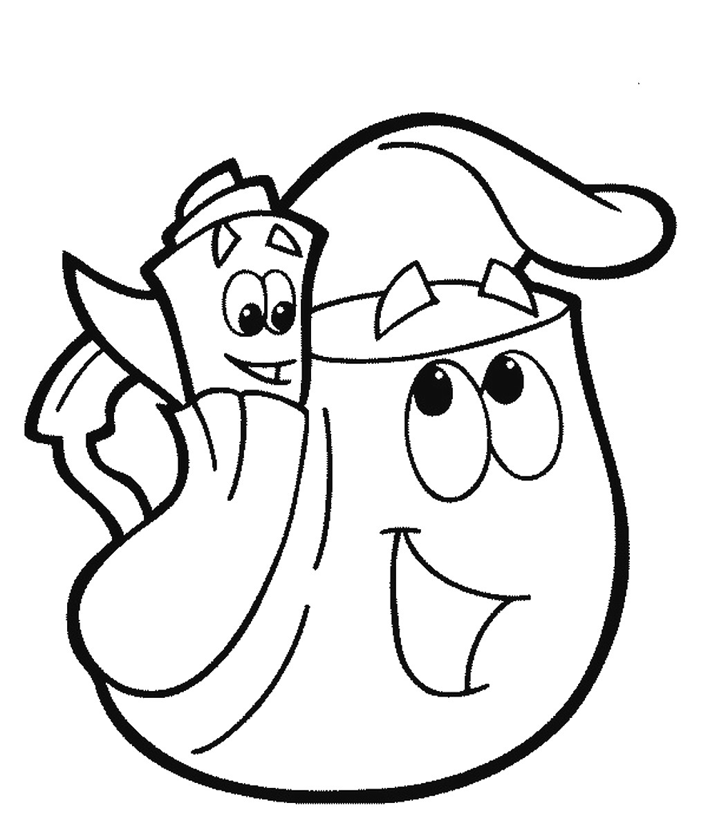 dora pictures to color and print dora pictures to color and print color to pictures dora print and