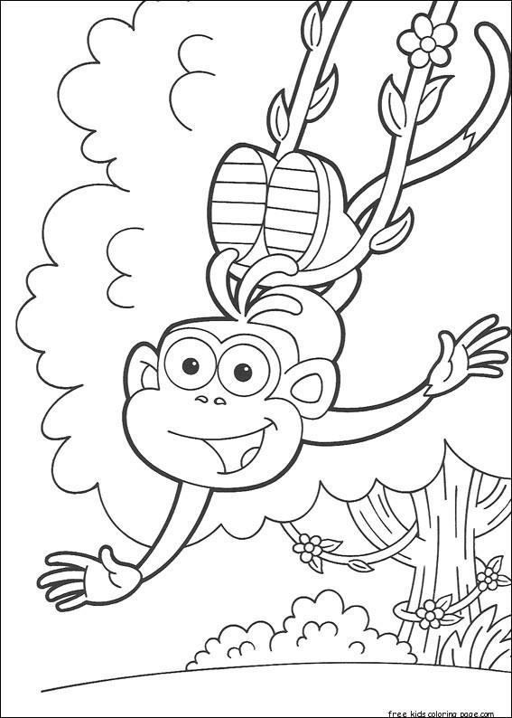 dora pictures to color and print dora the explorer coloring pages 01 good idea dora color print pictures to dora and