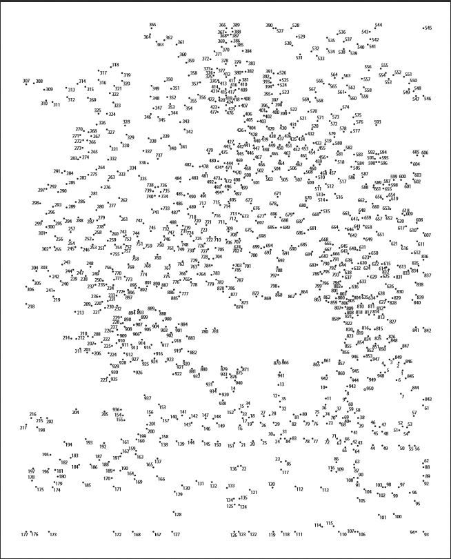 dot to dots for adults large print easy to read dot to dots for adults premium dots adults to for dot