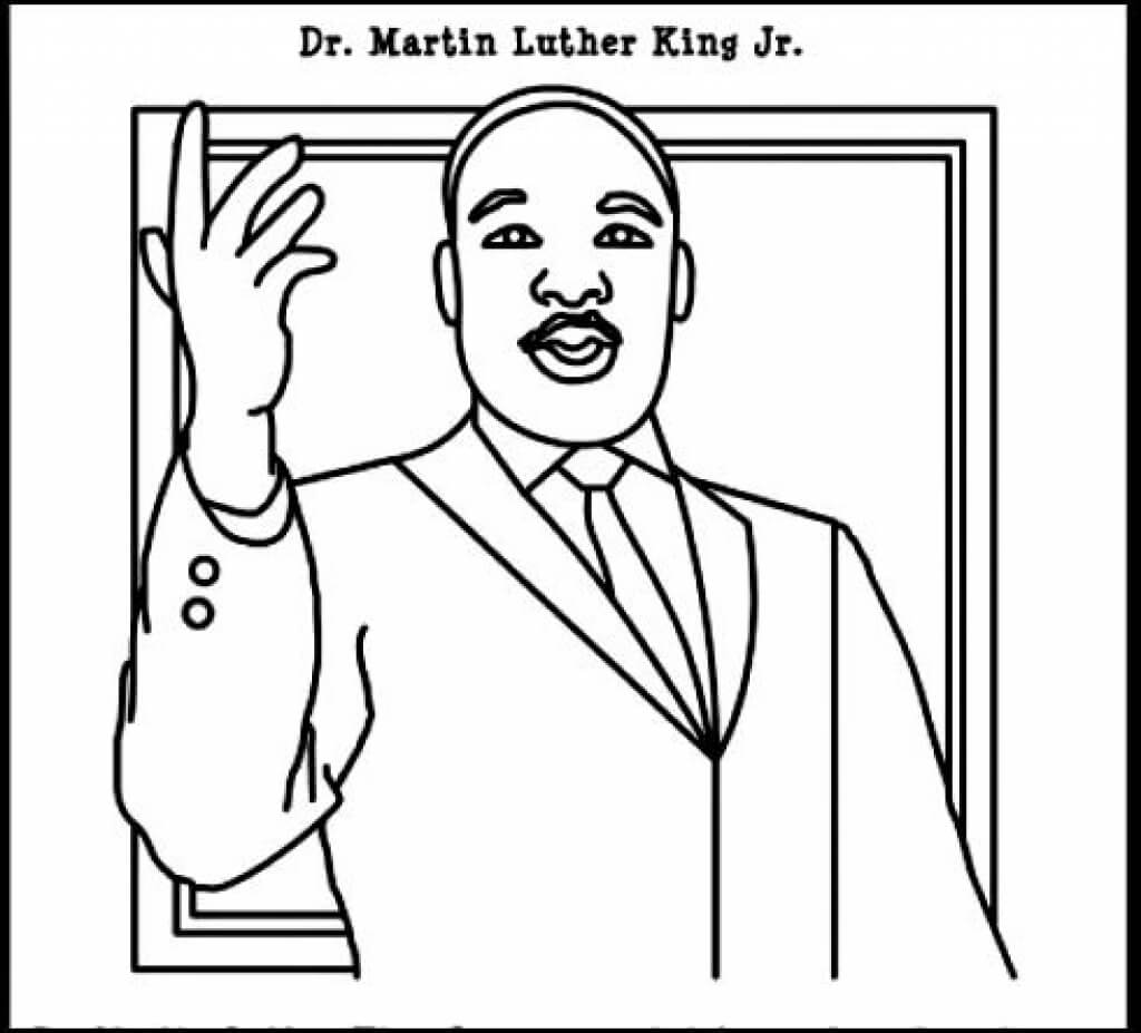 dr king coloring pages printable martin luther king jr coloring pages kidsuki printable dr king pages coloring