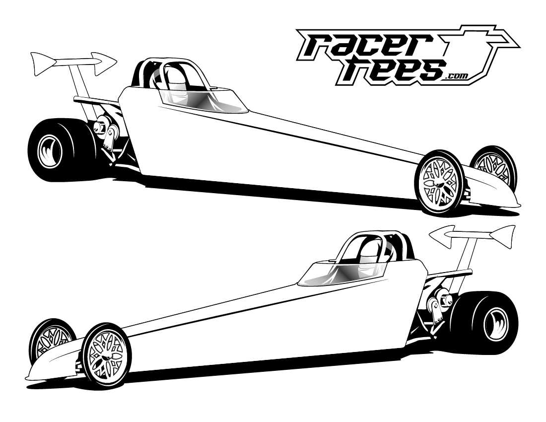 drag car coloring pages dragster coloring page free printable coloring pages car drag pages coloring