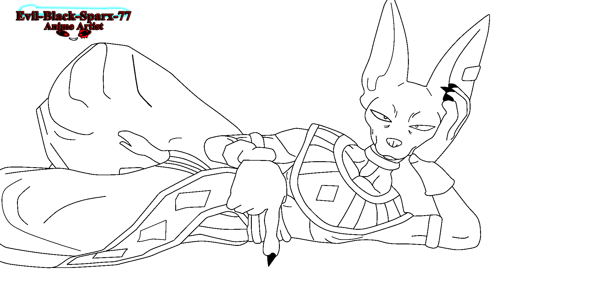 dragon ball z beerus coloring pages lord beerus dbz coloring pages coloring pages beerus pages ball dragon coloring z