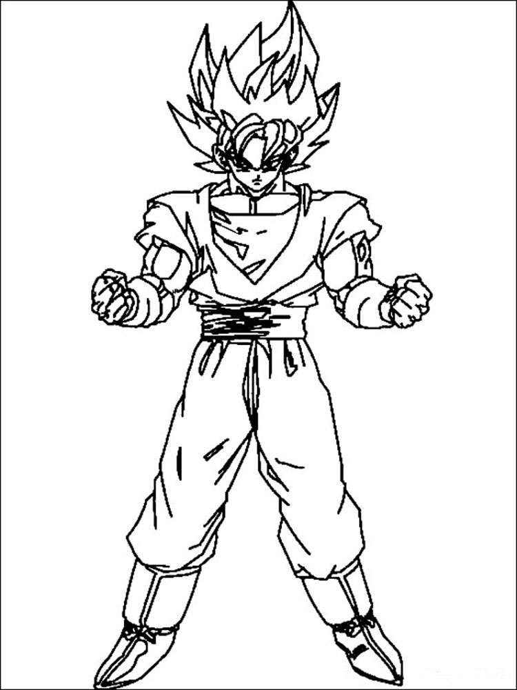 dragon ball z color dragon ball z coloring pages download and print dragon z ball dragon color