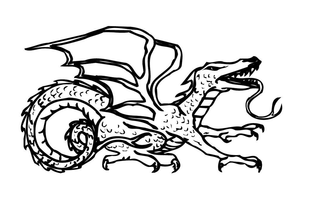 dragon coloring pages cartoon dragon coloring pages download and print for free dragon coloring pages
