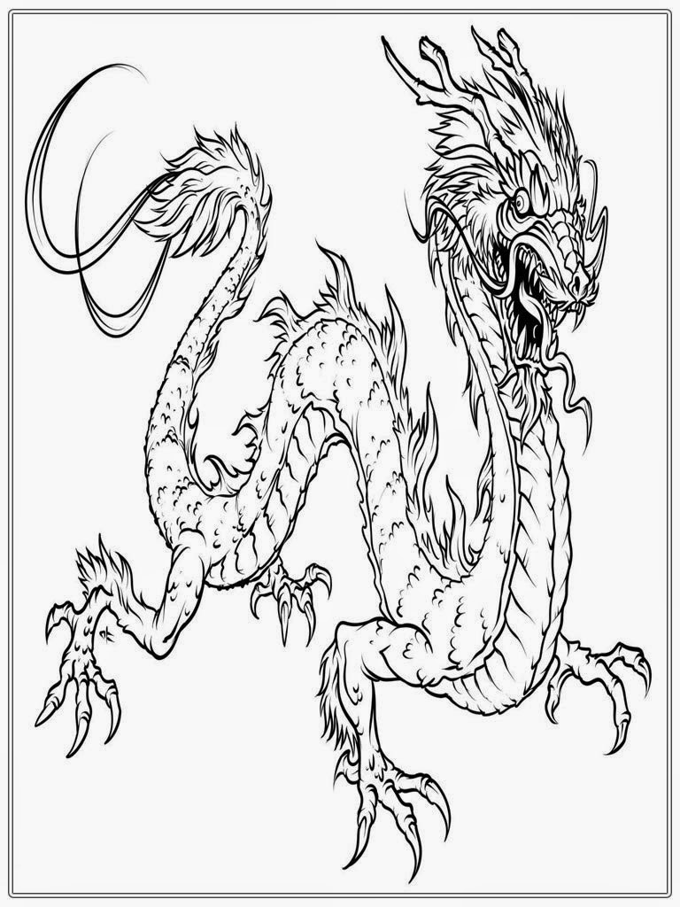dragon coloring pages get this dragon coloring pages for adults printable wuv7q dragon pages coloring