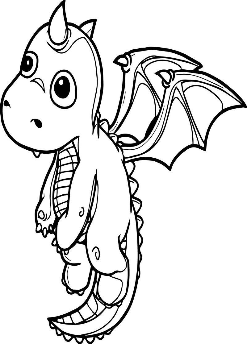 dragon pics to color printable dragon coloring pages for kids cool2bkids dragon to color pics