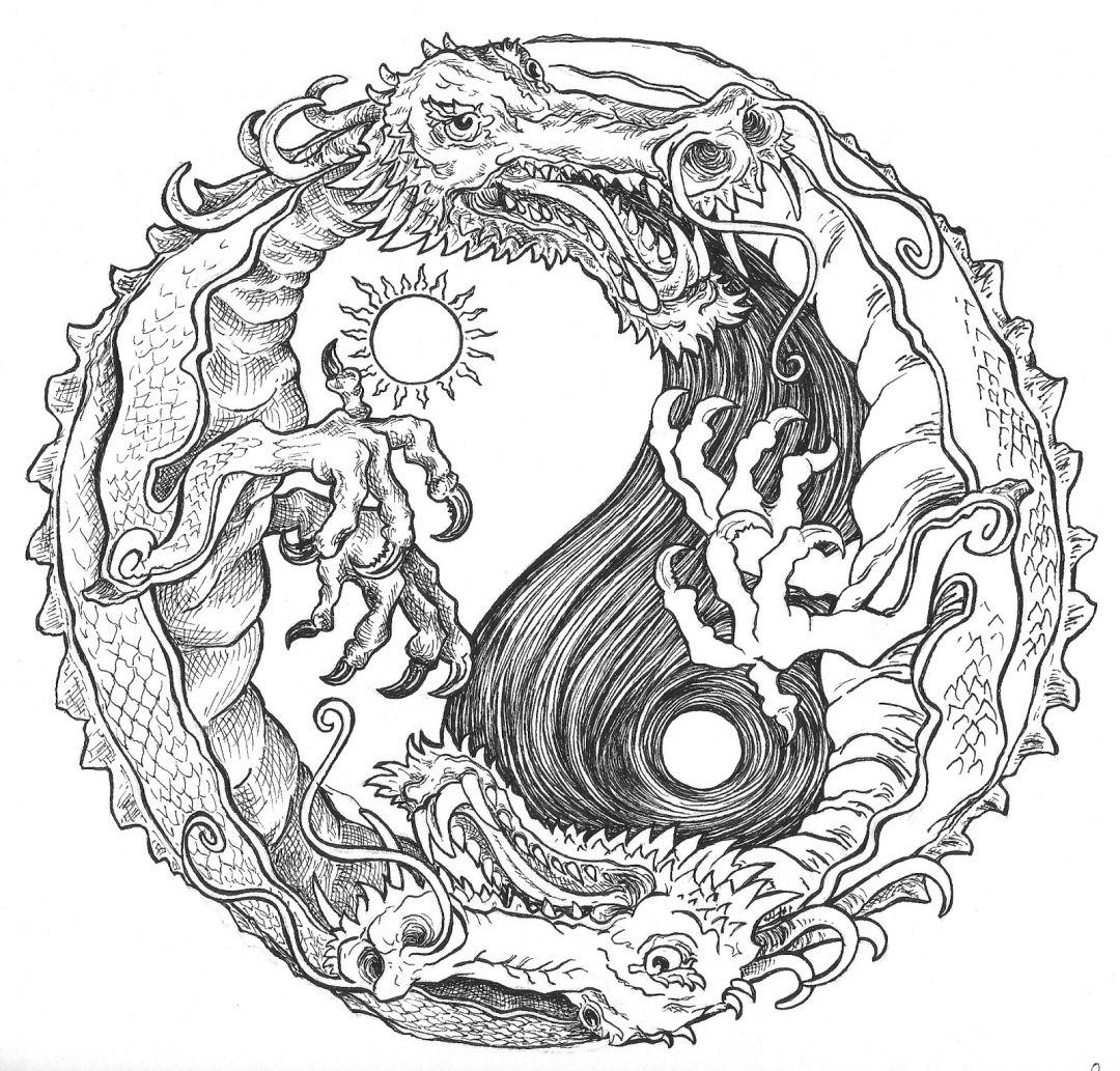 dragon to color 20 free printable dragon coloring pages for adults dragon to color