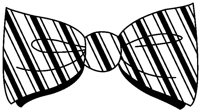 draw a bow bow tie drawing free download on clipartmag draw a bow