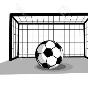 draw a football football goal drawing at paintingvalleycom explore draw football a