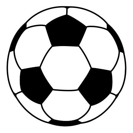 draw a football football outline drawing free download on clipartmag a football draw