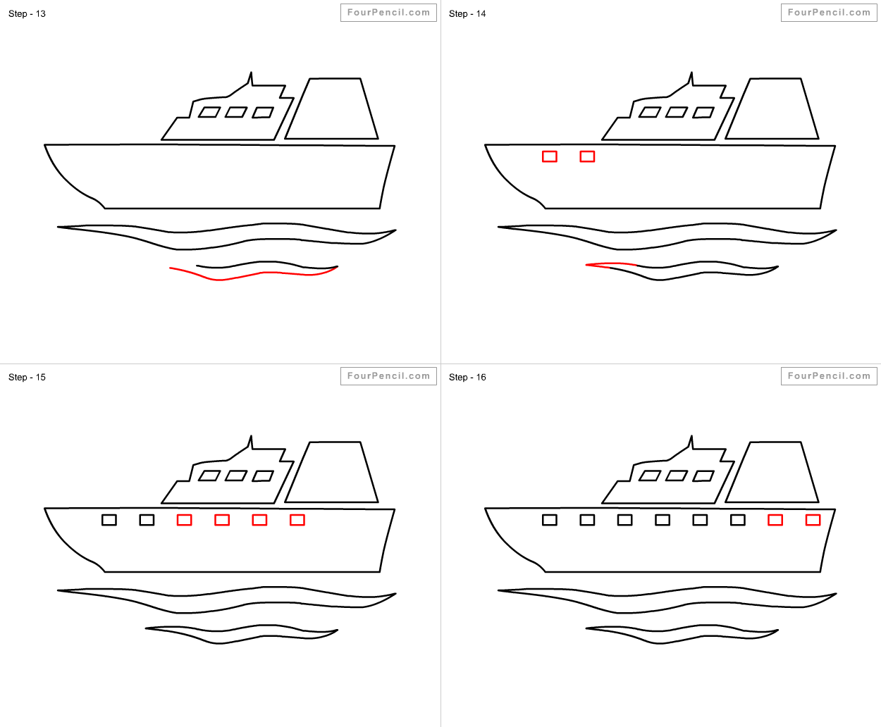 draw a ship step by step how to draw a boat step by step 12 great ways how to step draw a by ship step