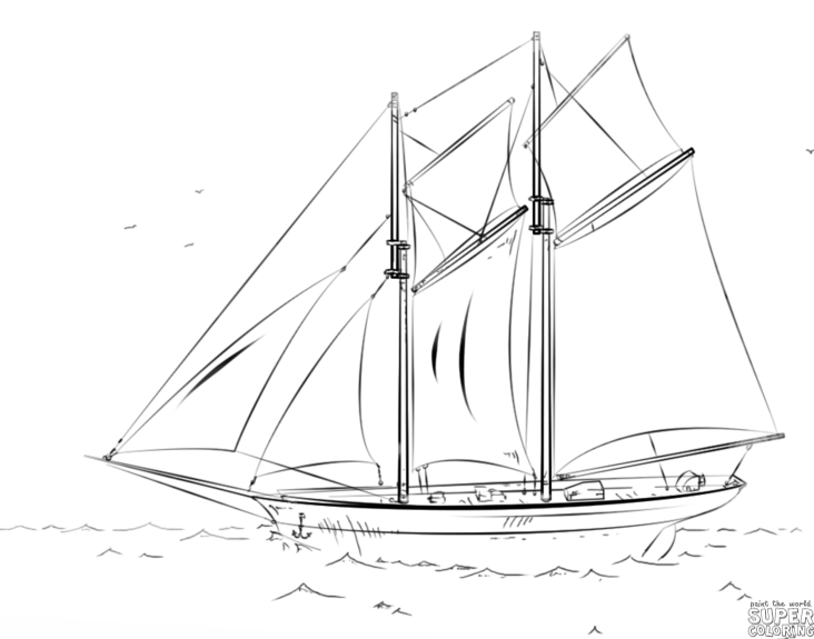 draw a ship step by step how to draw a sailing ship step by step drawing step draw a ship by step