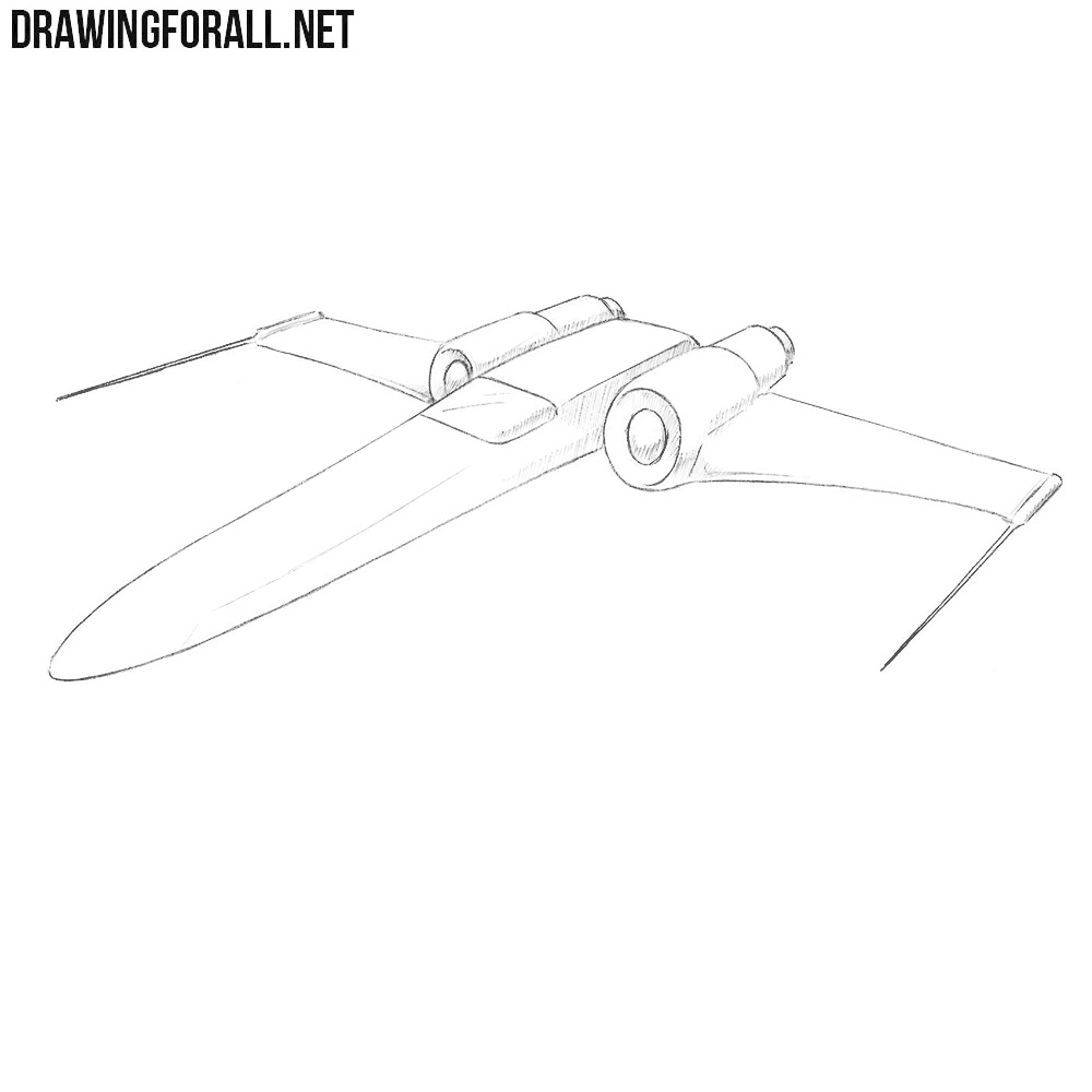 draw a ship step by step how to draw a space spaceship drawingforallnet ship step by step draw a