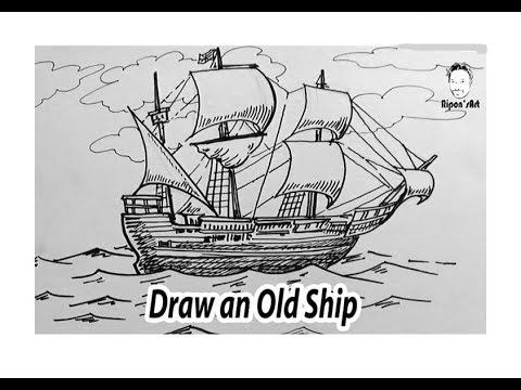 draw a ship step by step learn how to draw boat in water boats and ships step by step step by draw a ship