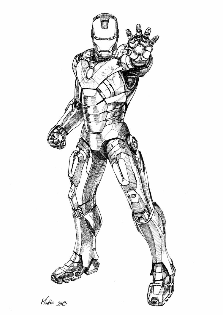 draw iron man step by step how to draw classic iron man drawingforallnet step iron by draw step man