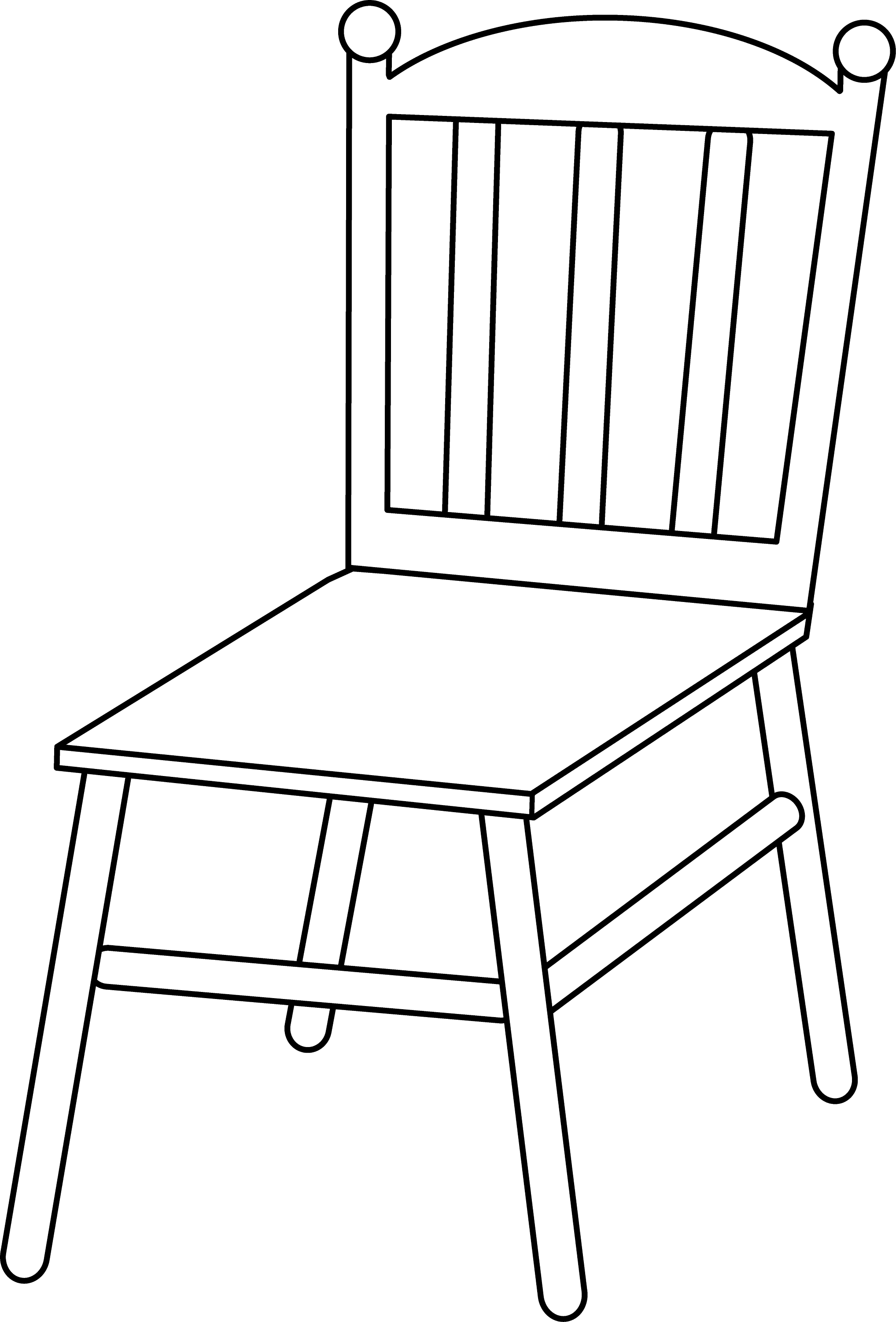 drawing chair how to draw a chair drawingforallnet chair drawing