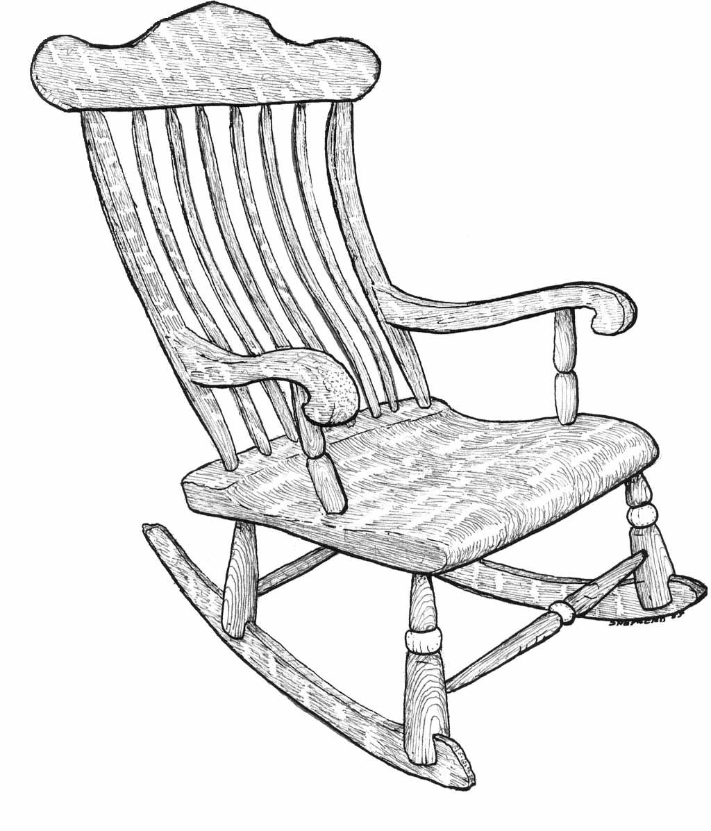 drawing chair how to draw a chair feltmagnet drawing chair