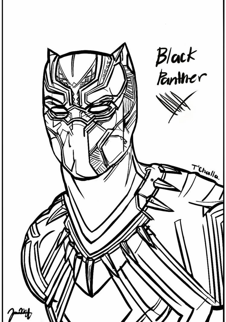 drawing of a black panther black panther sketch by jeransome on deviantart drawing black a panther of