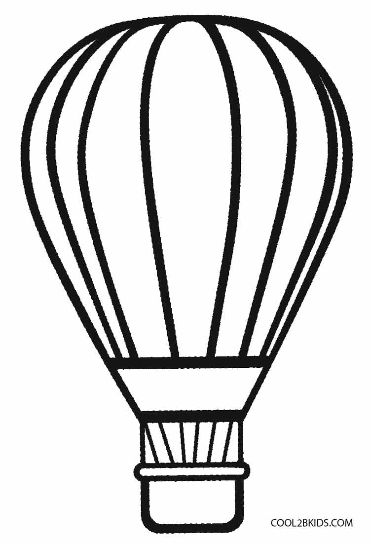 drawing of a hot air balloon hot air balloon line drawing free download on clipartmag drawing hot air of a balloon