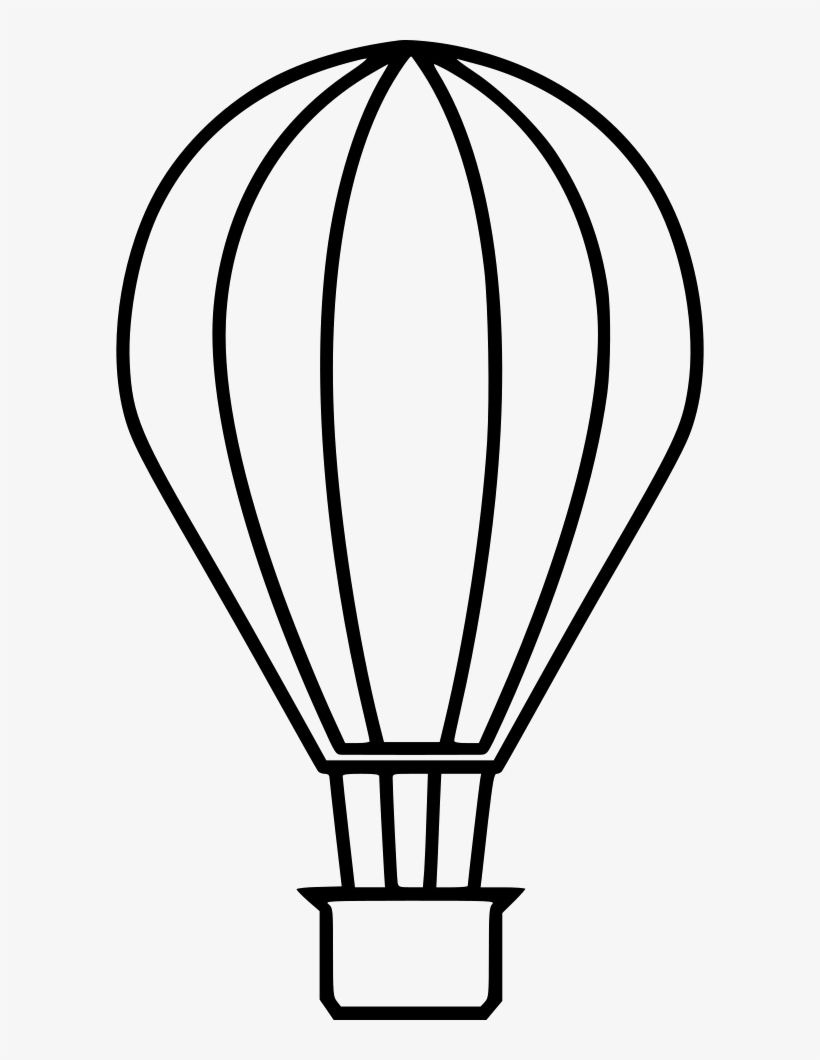 drawing of a hot air balloon top line drawing hot air balloon outline black wallpaper a drawing air of balloon hot