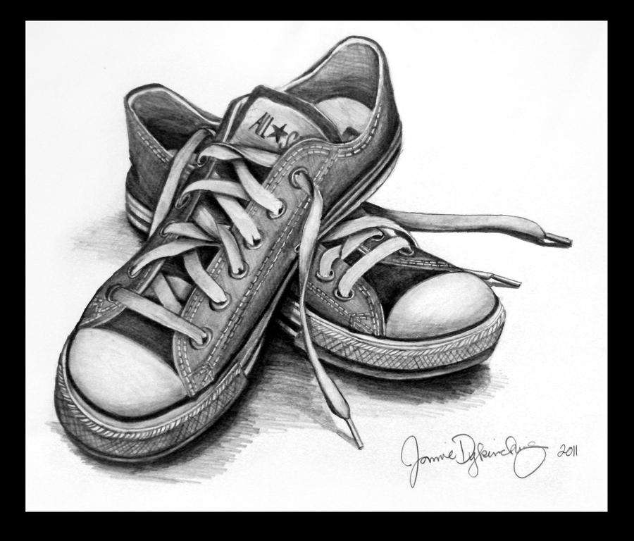 drawing of shoes image basketball shoes drawing at paintingvalleycom explore shoes drawing of image