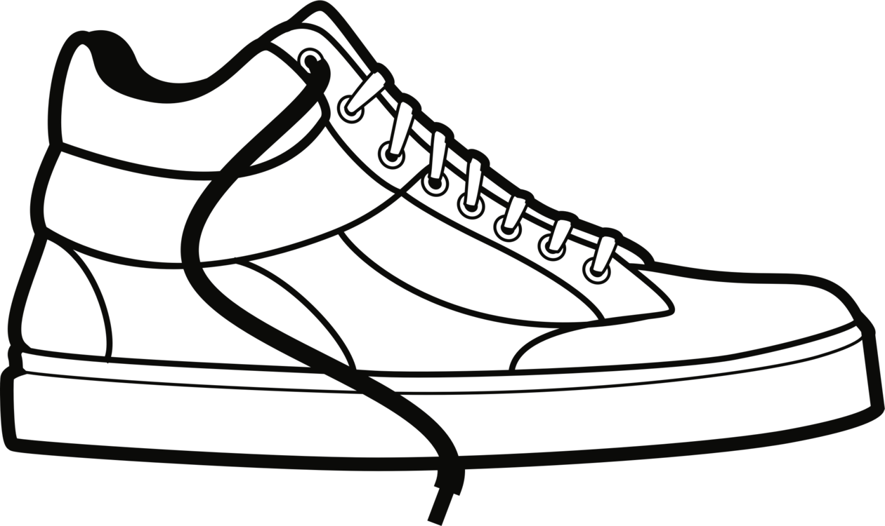 drawing of shoes image free converse clipart black and white download free clip of drawing shoes image