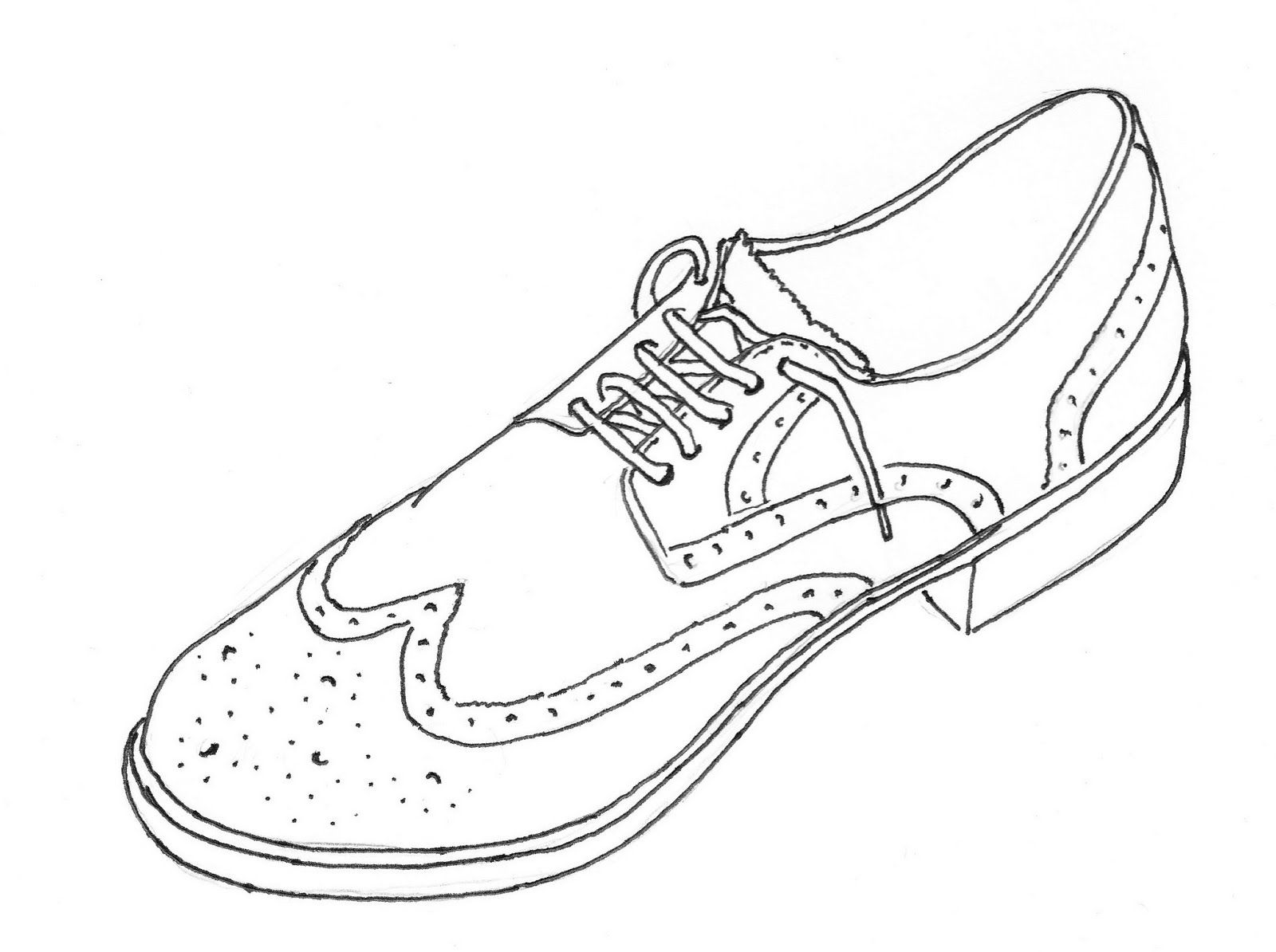 drawing of shoes image how to draw formal shoes sketch drawing of a pair of image shoes drawing of