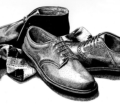 drawing of shoes image shoe line drawing at getdrawings free download of image drawing shoes