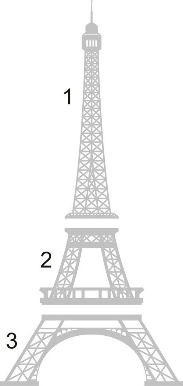 drawing of the eiffel tower 70 easy and beautiful eiffel tower drawing and sketches drawing of the tower eiffel