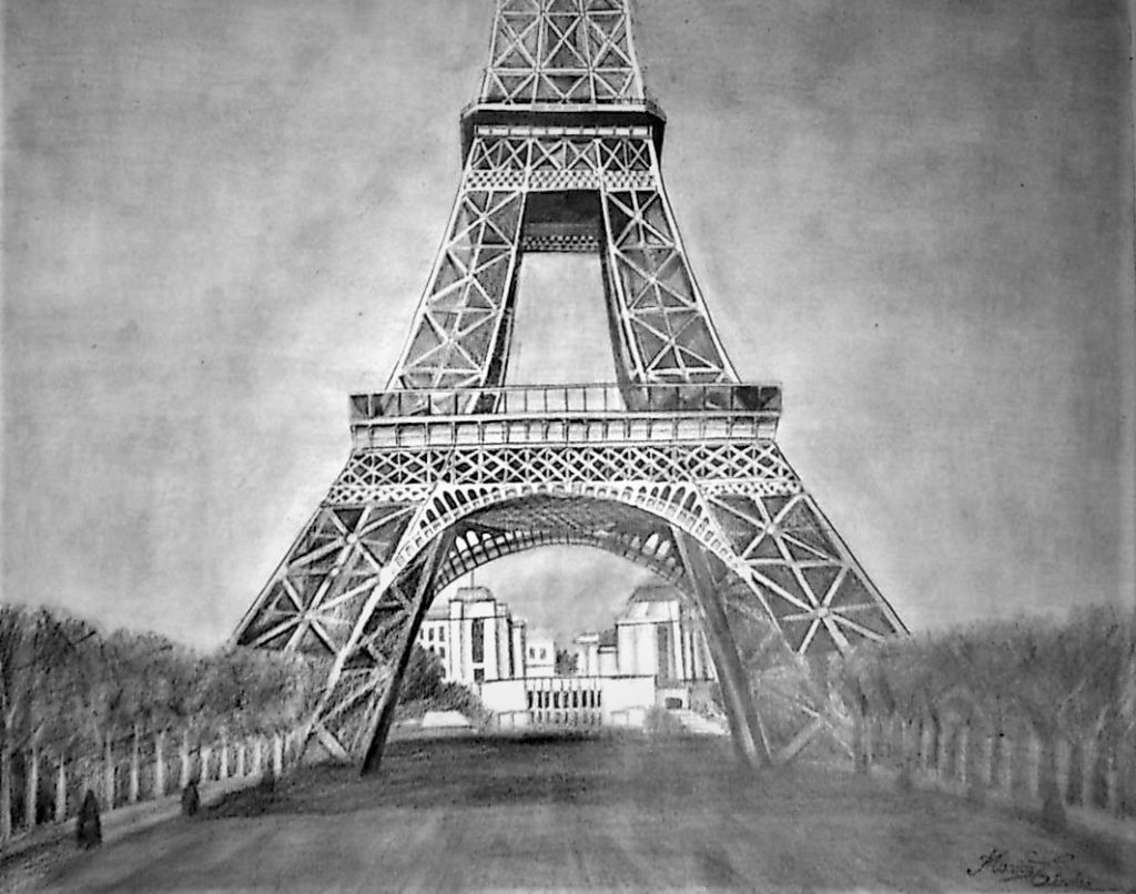 drawing of the eiffel tower eiffel clipart francais eiffel tower drawing big png eiffel of tower the drawing