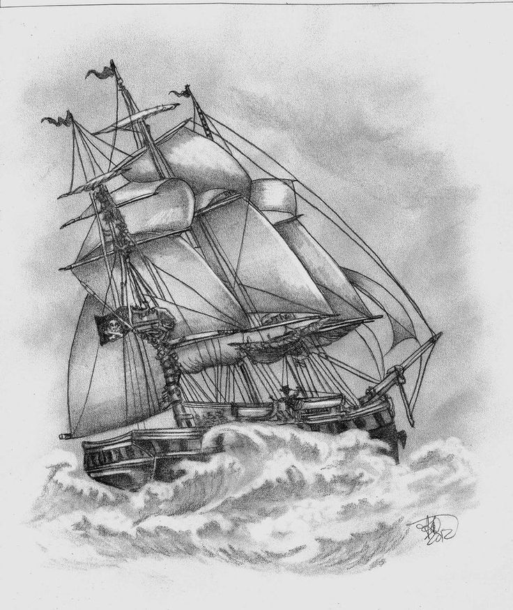 drawing pirate ship ship sketch picture pirate ship by winstonscreator on drawing ship pirate