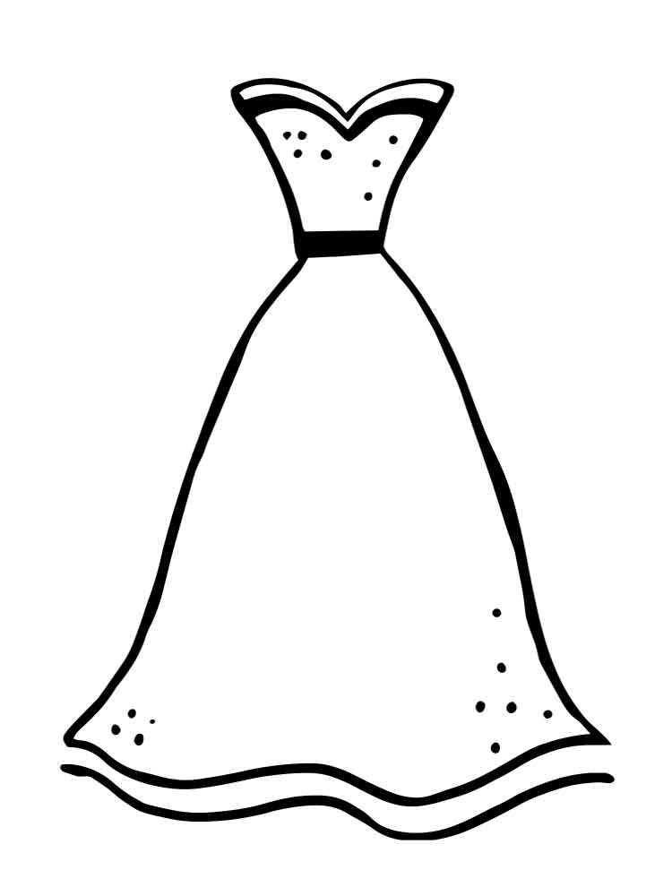 dress for coloring dress coloring pages free printable dress coloring pages dress for coloring